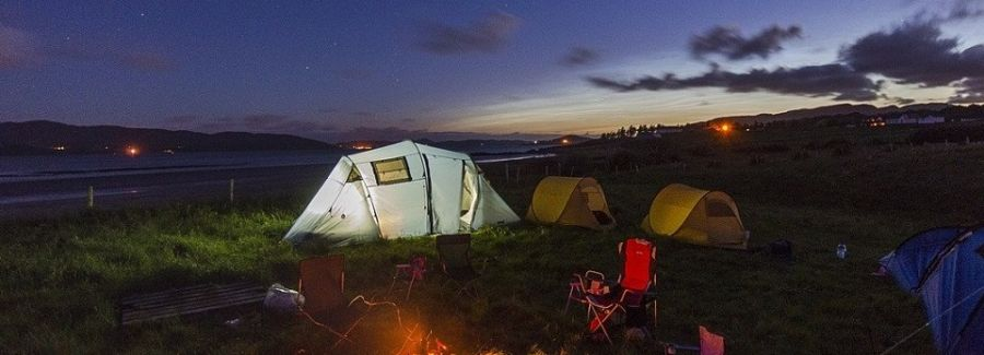 camping near home