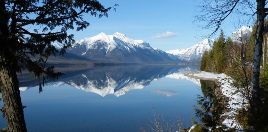 Columbia Falls Montana/ Glacier National Park, great place to hike with kids.