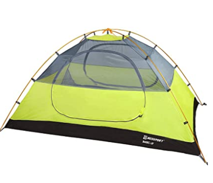 Bessport 2-Person Camping Tent, one of many beginner tents