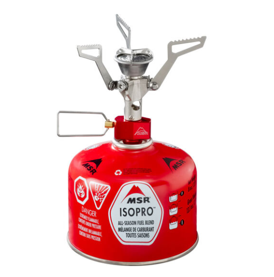 MSR Pocket Rocket 2 canister camp stove