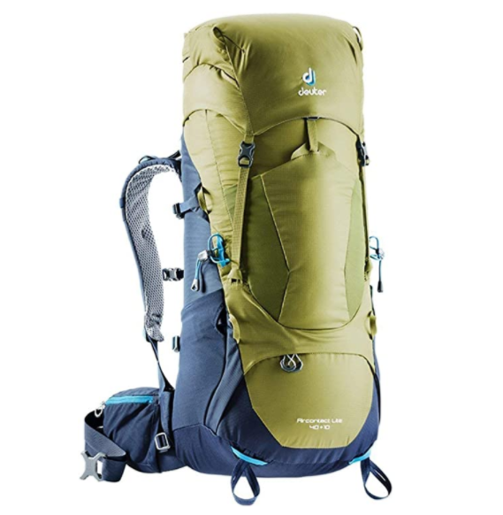Deuter aircontact lite 40 + 10 womens recommended backpack