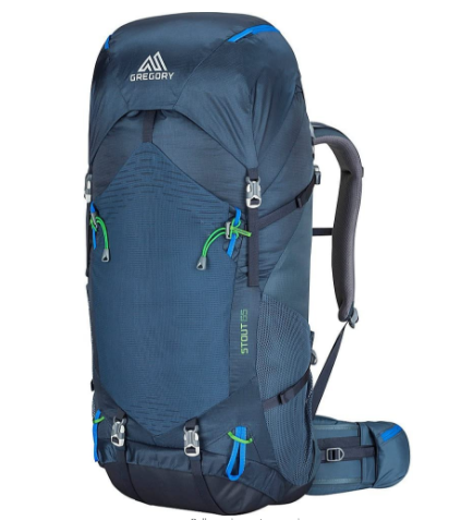 gregory stout 65 mens recommended backpack