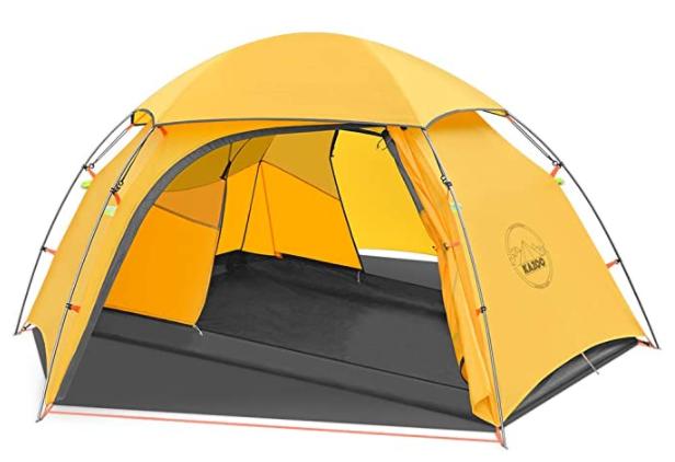 Kazoo 3-season, 2-person Tent