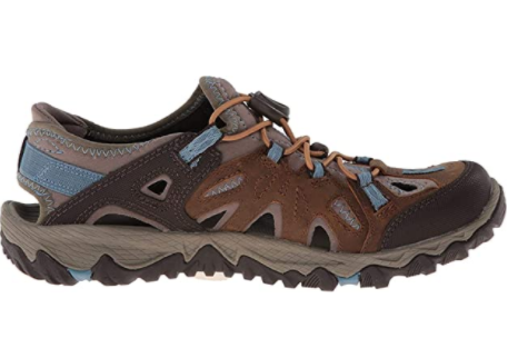 quick drying hiking shoes