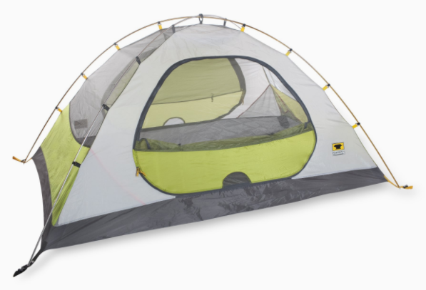 Mountainsmith Morrison 2 Person Tent without Tent Fly, one of many beginner tents