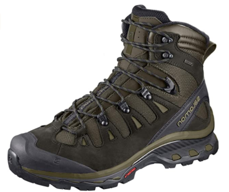 waterproof hiking boots for dry feet