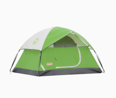 Coleman Sundome 2-Person Tent, one of many beginner tents