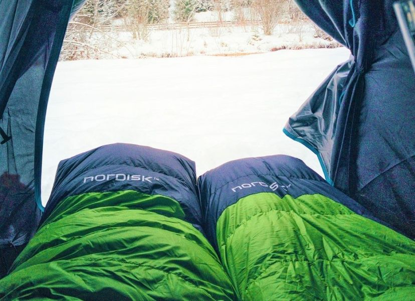 low temperature sleeping bags
