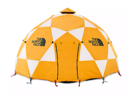 The North Face 2 Meter Dome 4 Season Tent